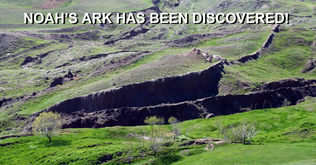 Noah S Ark Discovered Again